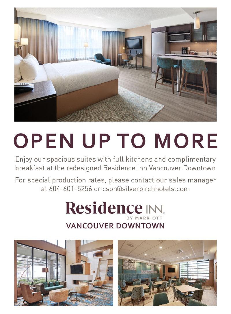 Residence Inn Vancouver Downtown