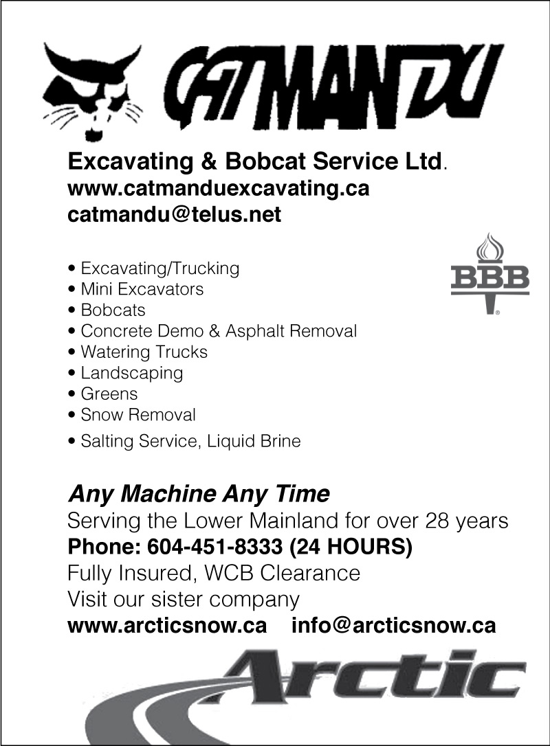Catmandu Excavating & Bobcat Service Ltd.