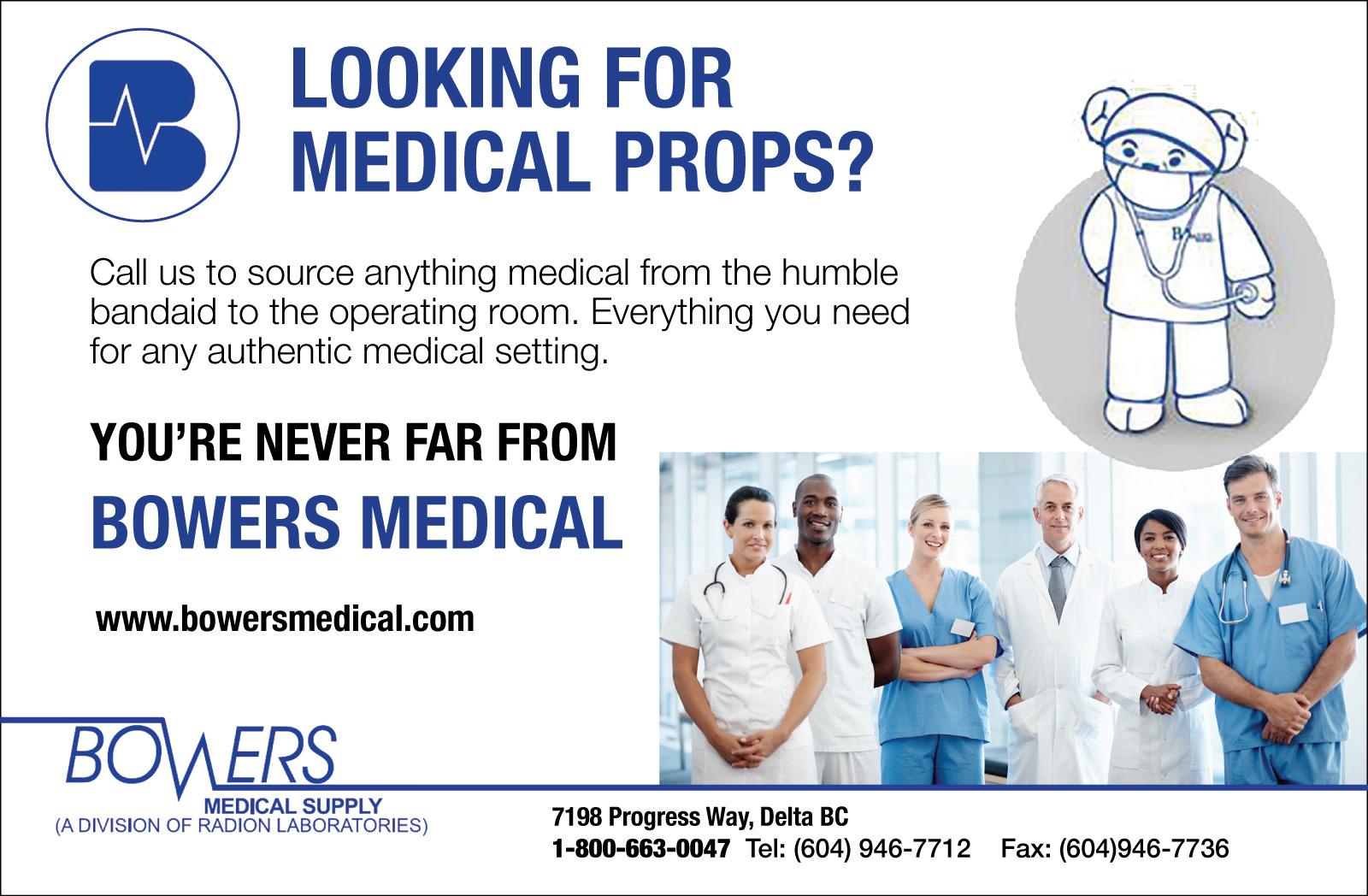 Bowers Medical Supply