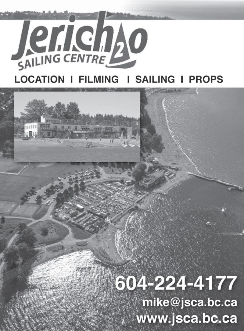 Jericho Sailing Centre Assoc.